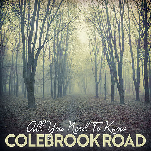 All You Need To Know by Colebrook Road
