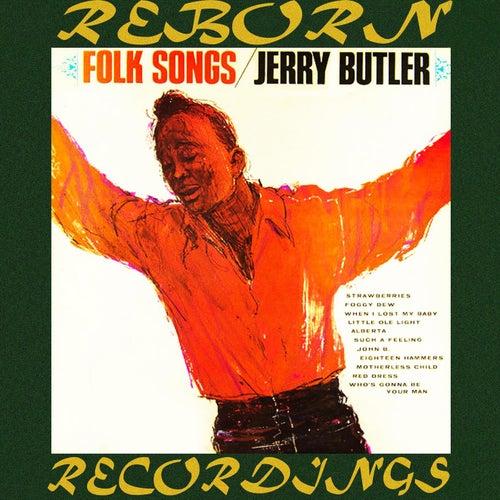 Folk Songs (HD Remastered) de Jerry Butler