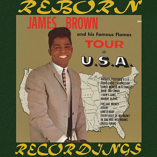 Tour the USA (HD Remastered) van James Brown