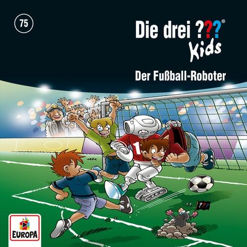 075/Der Fußball-Roboter von Die Drei ??? Kids