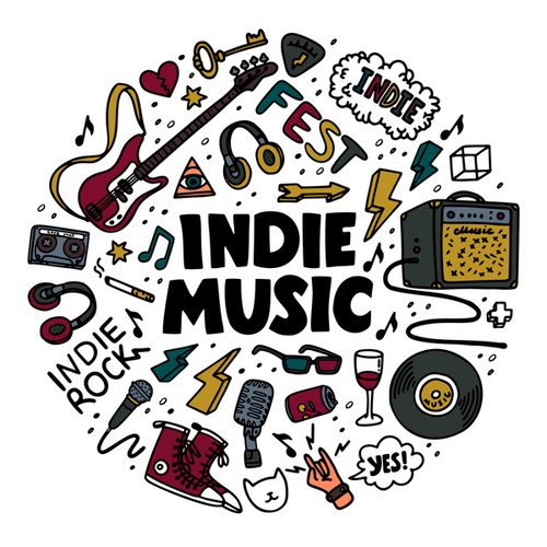 Indie Music by Various Artists