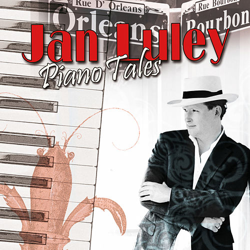 Piano Tales by Jan Luley