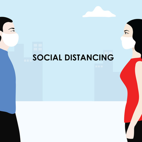 Social Distancing de Various Artists