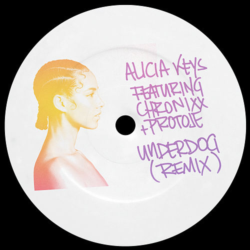 Underdog (Remix) by Alicia Keys