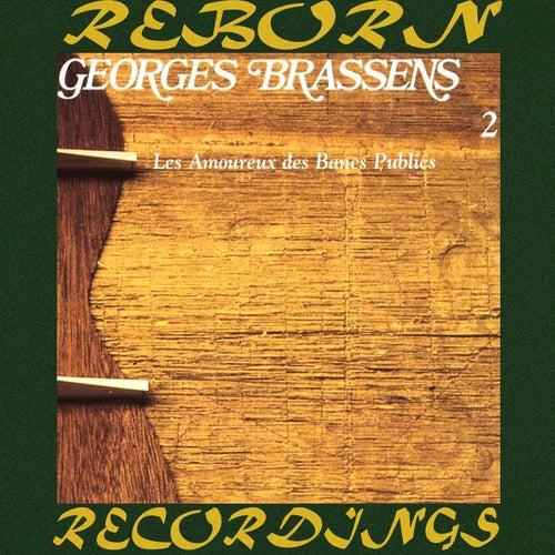 Les Amoureux Des Bancs Publics, Vol. 2 (HD Remastered) de Georges Brassens