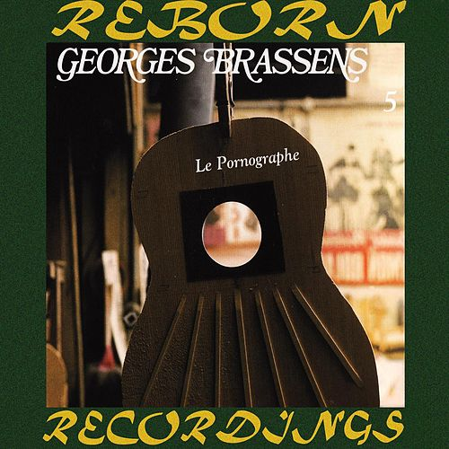 Le Pornographe, Vol. 5 (HD Remastered) de Georges Brassens