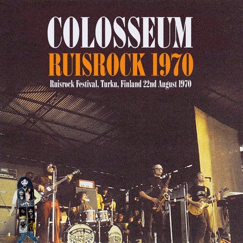 At Ruisrock, Turku, Finland (Live) von Colosseum
