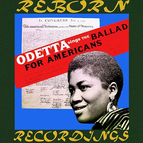 Ballad for Americans and Other American Ballads (HD Remastered) de Odetta