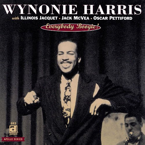 Everybody Boogie! by Wynonie Harris