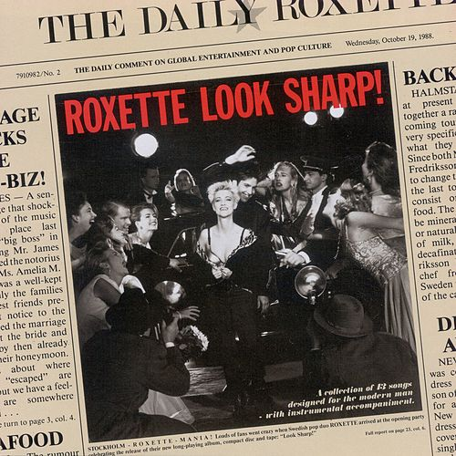 Look Sharp! (Extended Version) fra Roxette