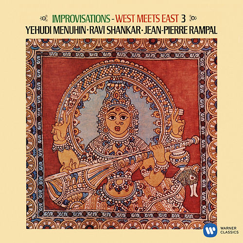 Improvisations: West Meets East, Vol. 3 de Yehudi Menuhin