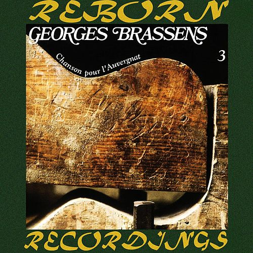 Chanson Pour l'Auvergnat, Vol. 3 (HD Remastered) de Georges Brassens