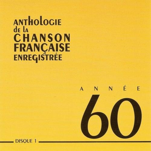 Anthologie de la chanson française : 1960 von Various Artists