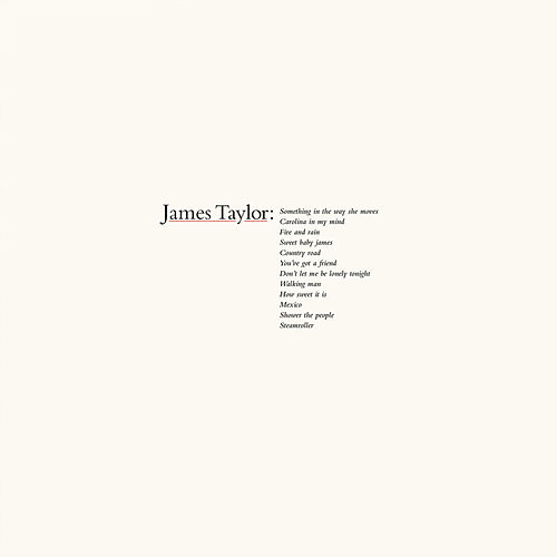 James Taylor's Greatest Hits (2019 Remaster) by James Taylor