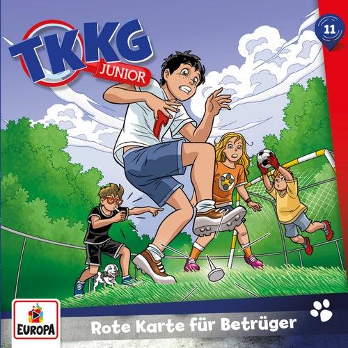 011/Rote Karte für Betrüger by TKKG Junior