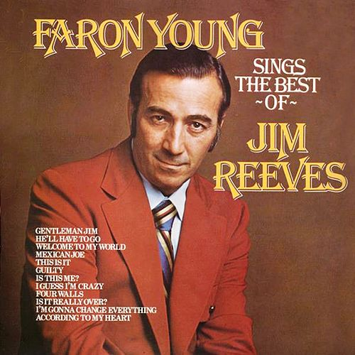 Sings The Best Of Jim Reeves de Faron Young