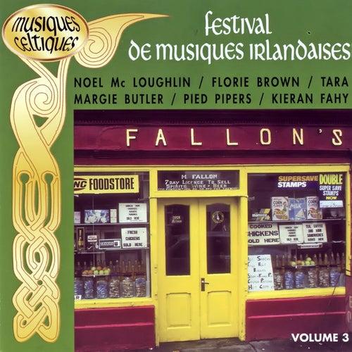 Festival De Musiques Irlandaises Vol. 3 (Musiques Celtiques) by Various Artists