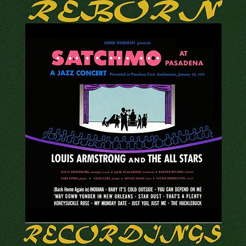Satchmo at Pasadena (HD Remastered) de Louis Armstrong