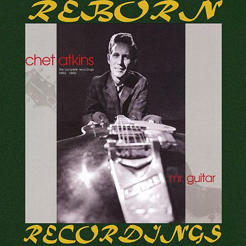 Mr. Guitar The Complete Recordings 1955-1960 Vol.1 (HD Remastered) de Chet Atkins