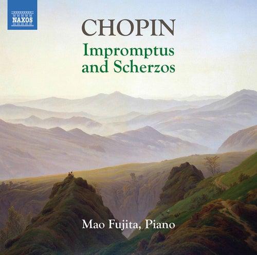 Chopin: Impromptus & Scherzos by Mao Fujita