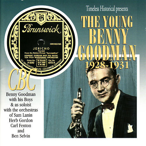 The Young Benny Goodman 1928-1931 von VARIOUS