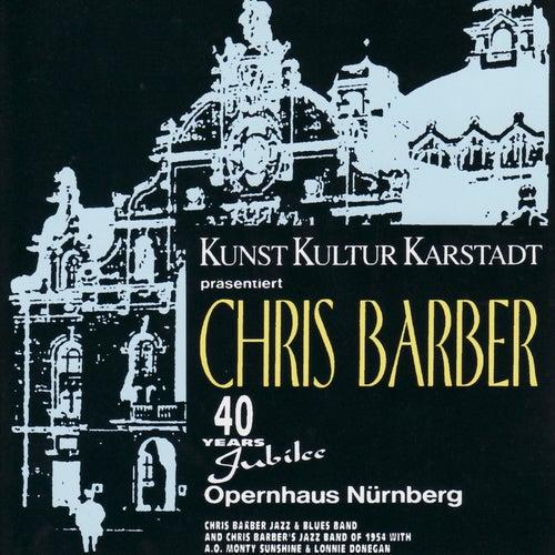 40 Years Jubilee at the Operahouse Nürnberg di Chris Barber