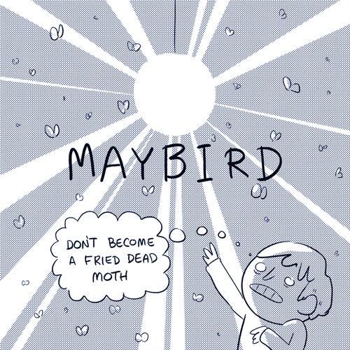Fried Dead Moth by Maybird