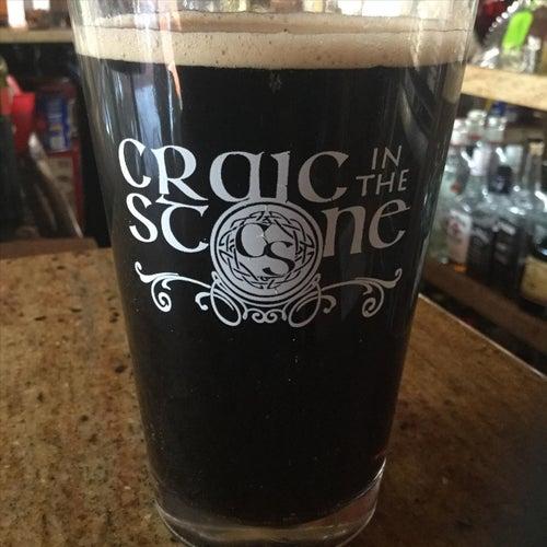 It's Guinness von Craic in the Stone
