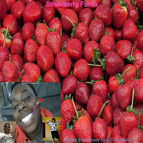 Strawberry Fanta (feat. AustinK47) by O'shea The Cloudy King