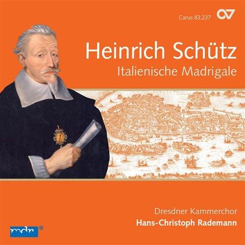 Schutz: Italienische Madrigale (Complete Recording, Vol. 2) de Hans-Christoph Rademann