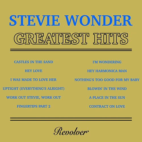 Greatest Hits de Stevie Wonder