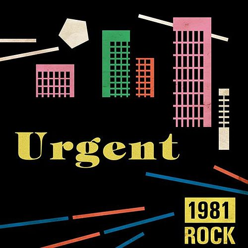 Urgent: 1981 Rock von Various Artists