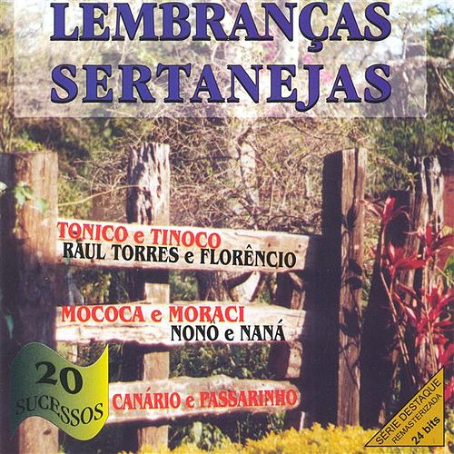 Lembrancas Sertanejas de Various Artists