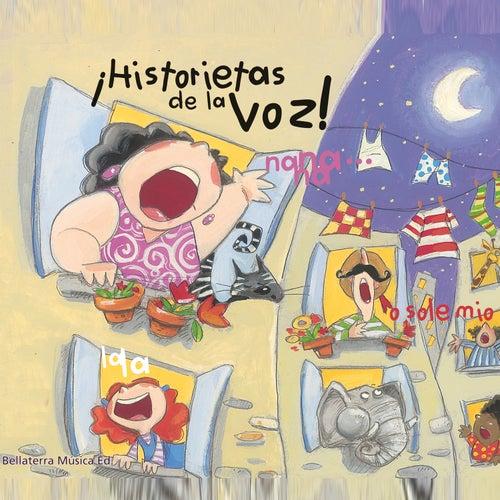 ¡Historietas de la Voz! de German Garcia