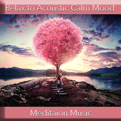 Relax to Acoustic Calm Mood von Meditation Music