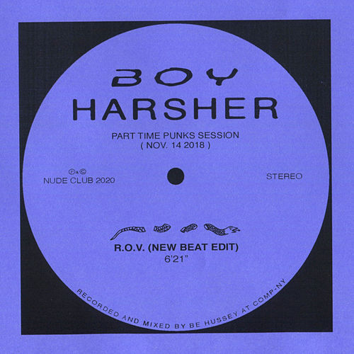 R​.​O​.​V. (New Beat Edit - Part Time Punks Session) de Boy Harsher
