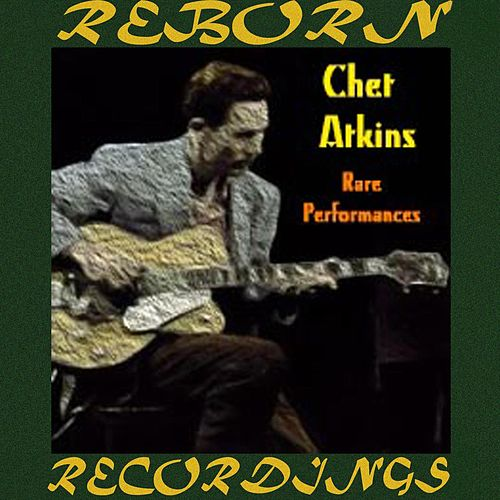 Rare Performances 1955-75 (HD Remastered) de Chet Atkins