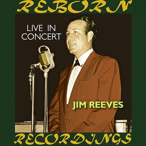 Live In Concert, Stockholm, Sweden  (HD Remastered) von Jim Reeves
