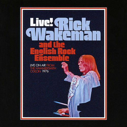 Live on Air from the Hammersmith Odeon 1976 de Rick Wakeman