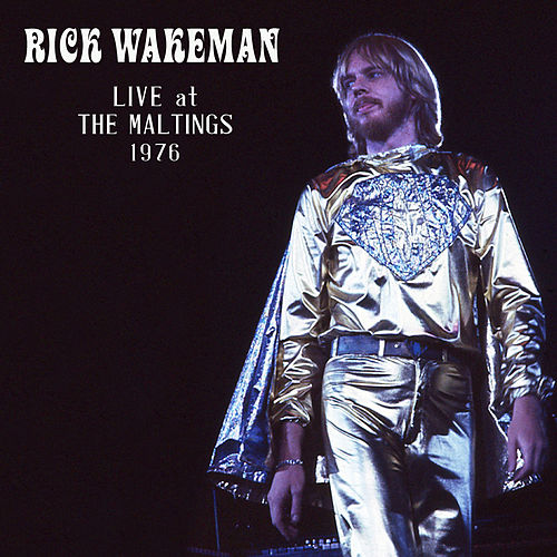 Live at the Maltings 1976 de Rick Wakeman