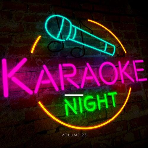 Karaoke Night, Vol. 23 (Karaoke Sing Along Chart Buster Hits) by Anna Gramm