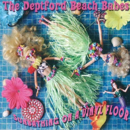 Sunbathing on a Vinyl Floor de Deptford Beach Babes