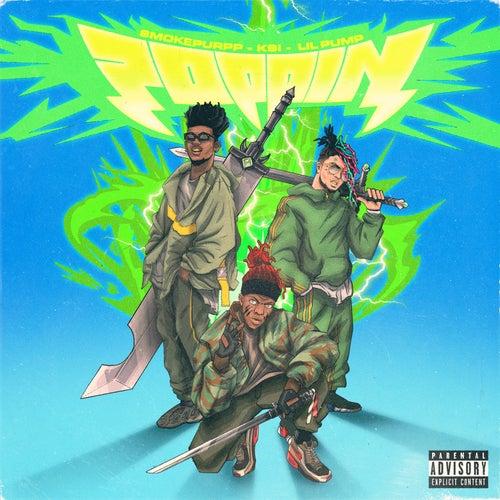 Poppin (feat. Lil Pump & Smokepurpp) de KSI