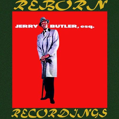 Jerry Butler, Esq. (HD Remastered) de Jerry Butler