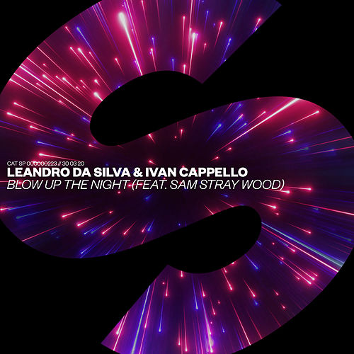Blow Up The Night (feat. Sam Stray Wood) von Leandro Da Silva