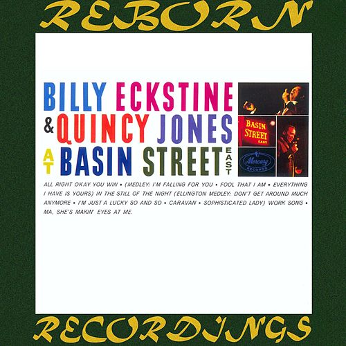 At Basin Street East (HD Remastered) by Billy Eckstine