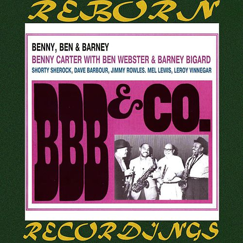 BBB And Co (HD Remastered) de Benny Carter