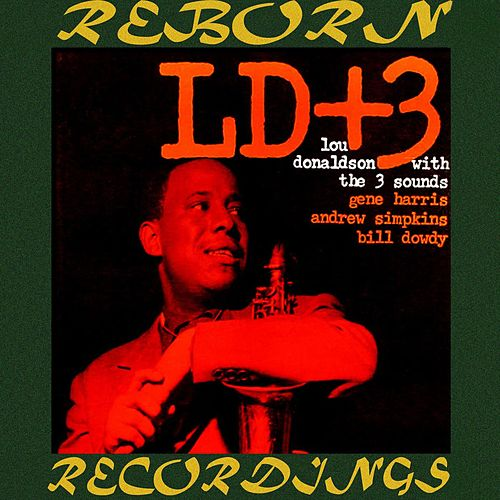 LD+3 (HD Remastered) by Lou Donaldson