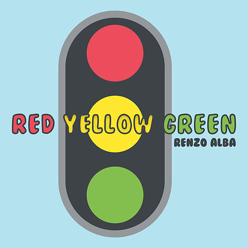 Red Yellow Green de Renzo Alba