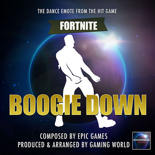 Boogie Down Dance Emote (From